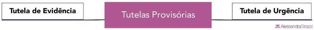 Tutela de Urgência e Tutela de Evidência - tutelas provisórias no novo CPC