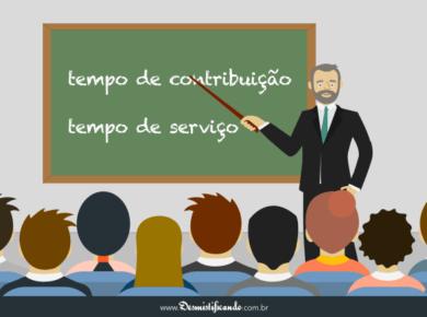 tempo contribuicao servico 700x438 390x290 - Tempo de contribuição (ou tempo de serviço): explicação descomplicada [INSS]