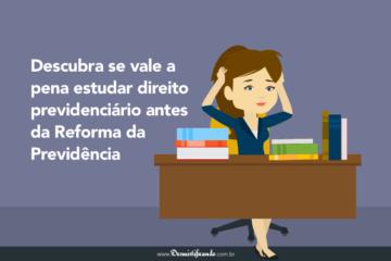 Estudar Direito Previdenciário