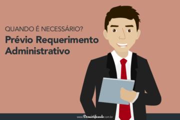 Prévio Requerimento Administrativo - INSS