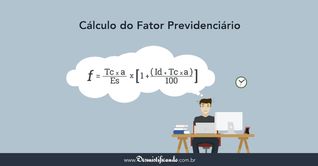 Cálculo do Fator Previdenciário