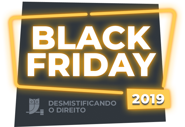 Badge Black Friday 2019 - [DPM] Black Friday 2019 – Desmistificando a Perícia Médica Previdenciária [OTO-DPF]