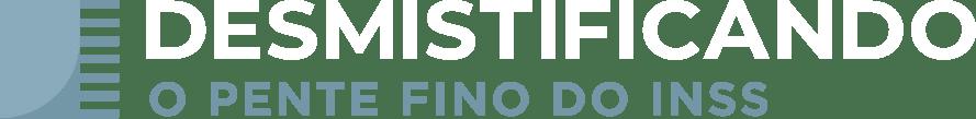 Logo Pente Fino - [DPF] [UP50D] Oferta Especial – Inscrições Abertas